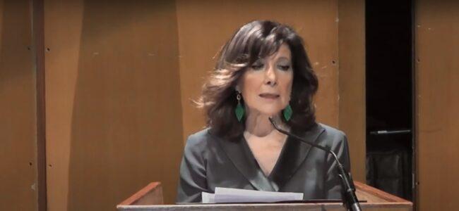Visita de la Presidente del Senato Della Repubblica Italiana