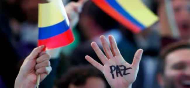 Cinco Años de Actuar por Colombia